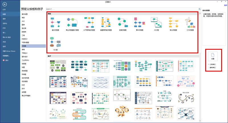 教学流程图模板