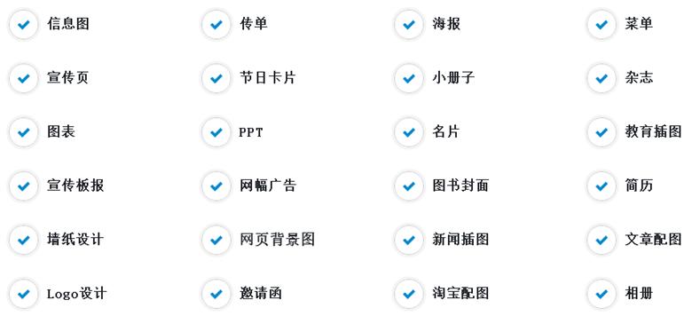 信息图软件绘图类型