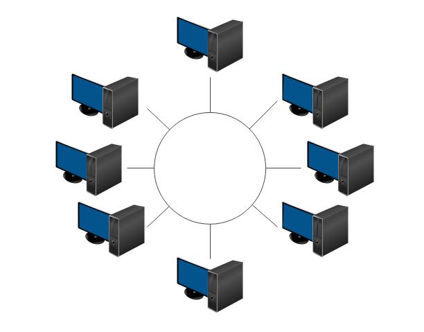 还在用visio画计算机网络拓扑图?你应该看看这款软件