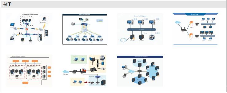 网络图例子