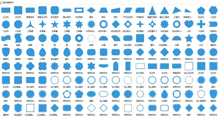 basic floorplan symbols