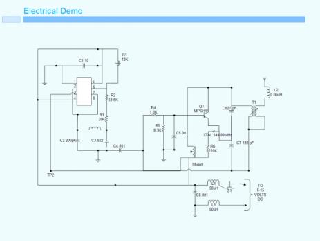 做好用的电路图,电气图设计软件 - 亿图图示