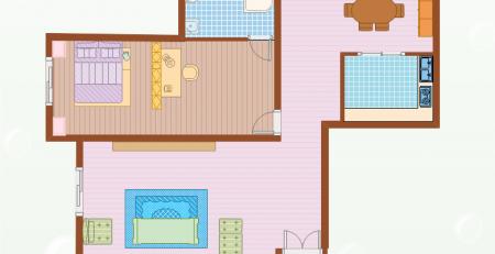 亿图房屋设计图