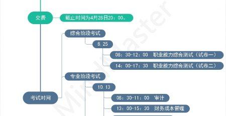 MindMaster注册会计师