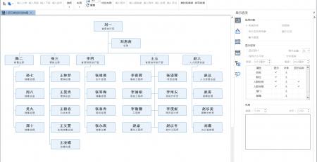 组织架构图软件