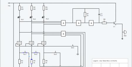 工业控制系统图