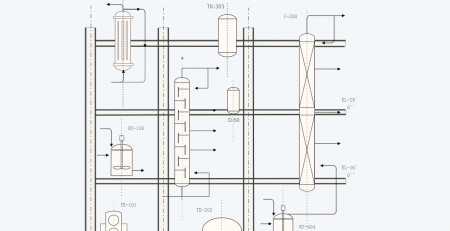 工艺流程图