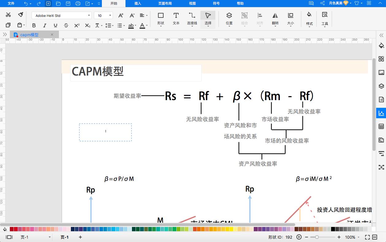 CAPM模型
