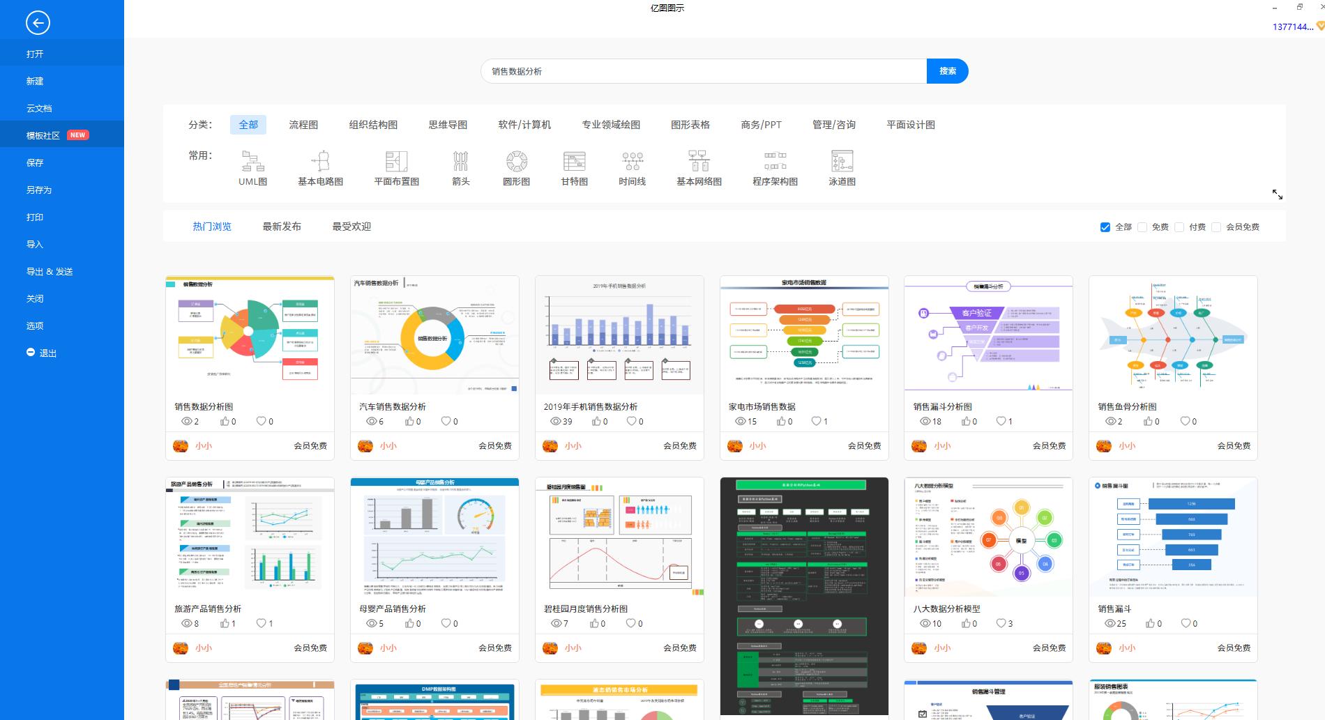 销售数据分析